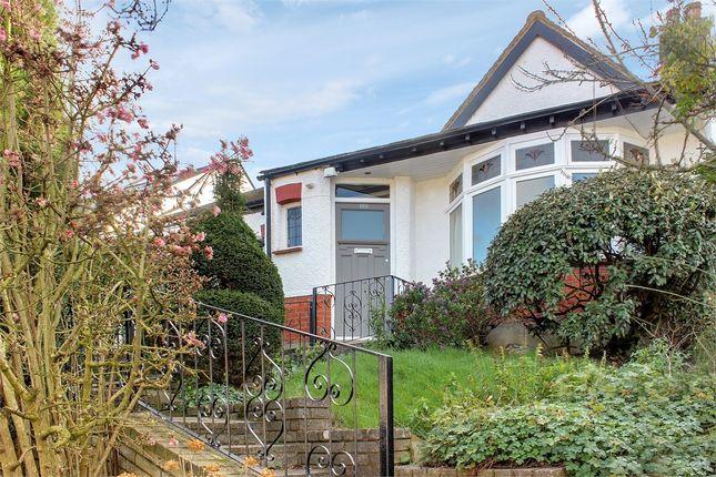 Thumbnail Semi-detached bungalow for sale in Victoria Road, Alexandra Park, London