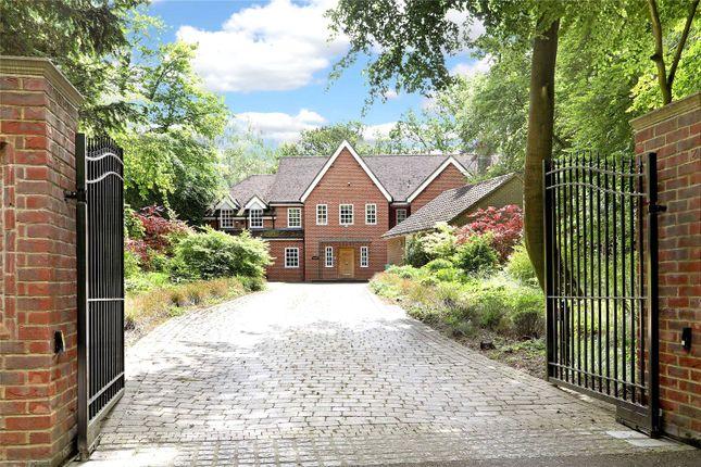 Thumbnail Detached house for sale in Ledborough Lane, Beaconsfield
