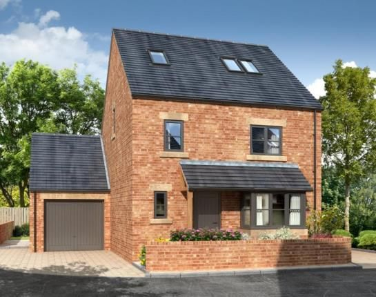 Thumbnail Detached house for sale in Thorncliffe Mews, Burncross Road, Chapeltown, Sheffield