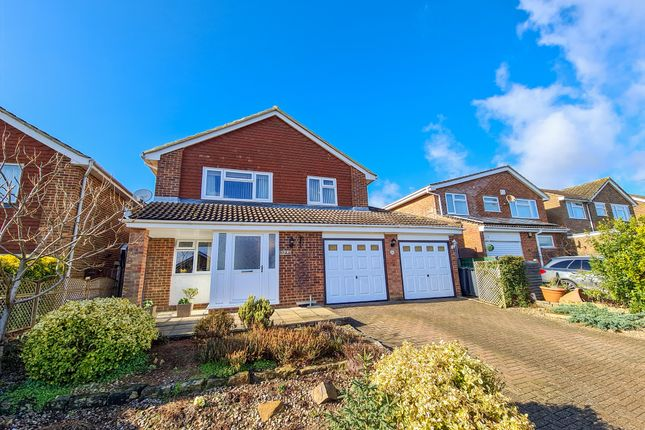 Thumbnail Detached house for sale in Merlin Way, East Grinstead