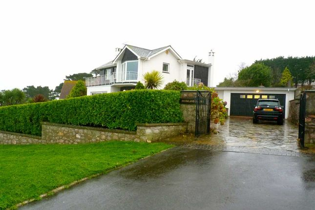 Thumbnail Detached house to rent in Buckland House, Ilsham Marine Drive, Torquay