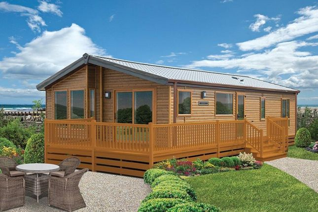 Thumbnail Mobile/park home for sale in Akebar Leisure Park, Leyburn, North Yorkshire