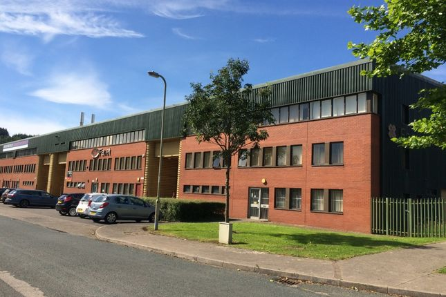 Thumbnail Industrial to let in The Willowford, Treforest Industrial Estate, Pontypridd