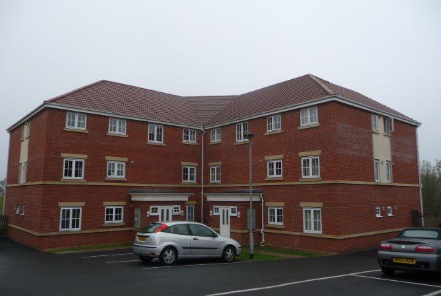Thumbnail Flat to rent in Willowbrook Walk, Norton, Stoke-On-Trent