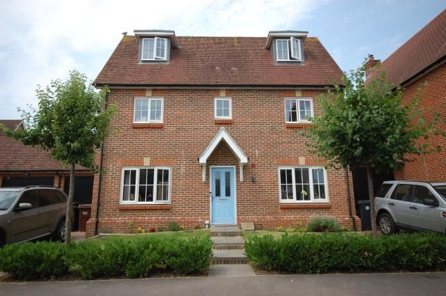 Thumbnail Link-detached house for sale in Baxendale Way, Uckfield, East Sussex