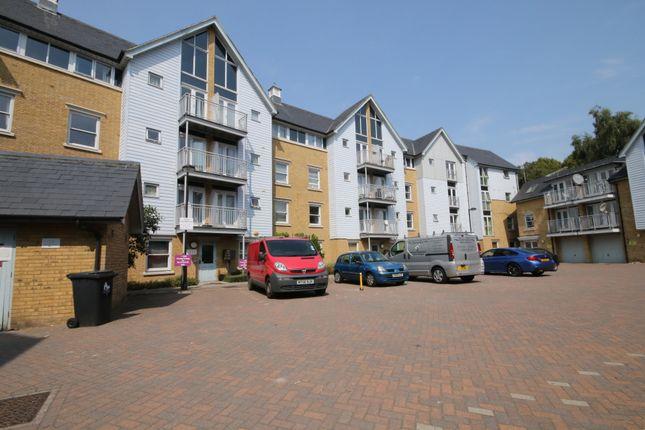 Thumbnail Flat to rent in Bingley Court, Canterbury, Kent
