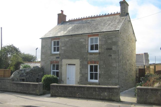 Thumbnail Cottage to rent in Fraddon, St. Columb