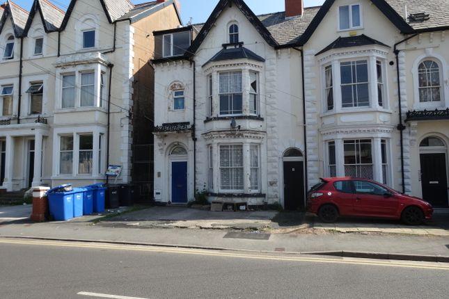 Thumbnail Flat for sale in Bath Street, Rhyl