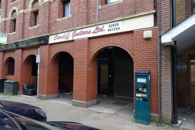 Thumbnail Land to let in West Bute Street, Cardiff