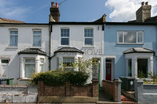 Thumbnail Terraced house for sale in Century Road, Walthamstow, London