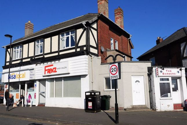 Thumbnail Retail premises for sale in Frenz Hair Salon, 130B The Roman Way, West Denton
