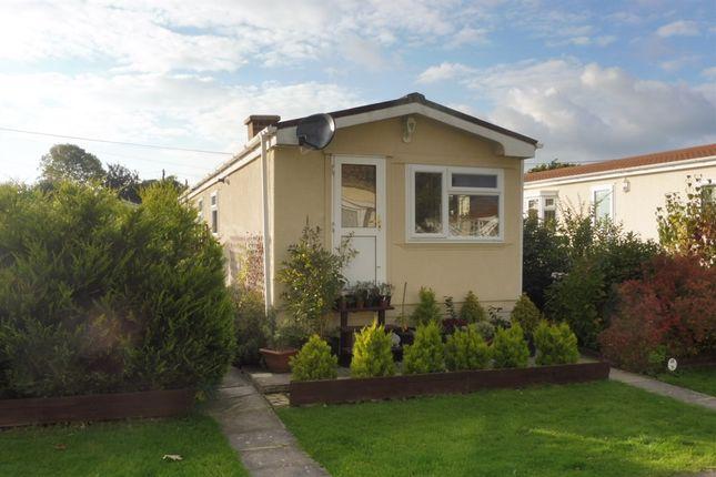 Thumbnail Mobile/park home for sale in Heath Farm Park, Barford St. Martin, Salisbury