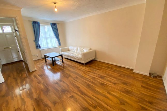 Thumbnail Terraced house to rent in Ruddock Close, Edgware