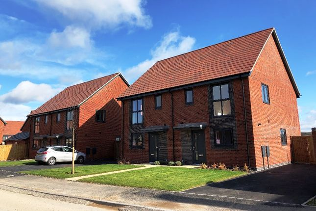 3 bedroom semi-detached house for sale in Wheatley Close, Ashby-De-La-Zouch