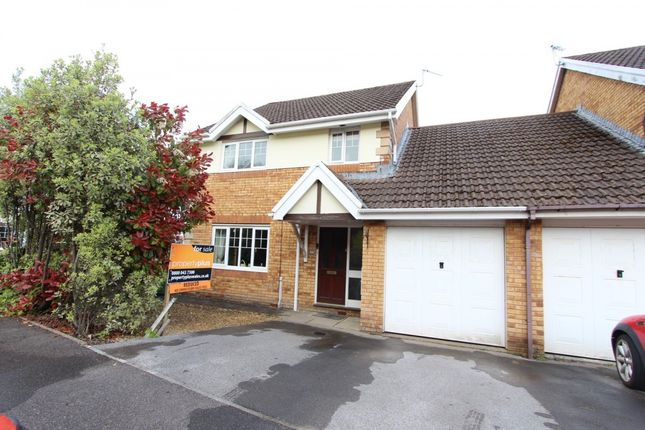 Thumbnail Detached house for sale in Graig Y Mynydd, Thomastown, Tonyrefail -, Porth