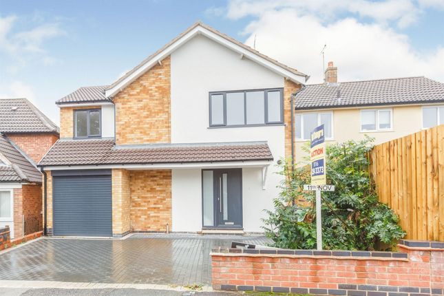Thumbnail Semi-detached house for sale in Brocks Hill Drive, Oadby, Leicester