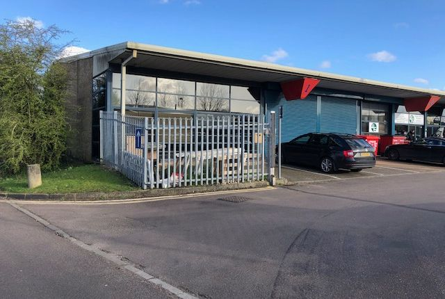 Thumbnail Warehouse for sale in Travellers Close, Welham Green