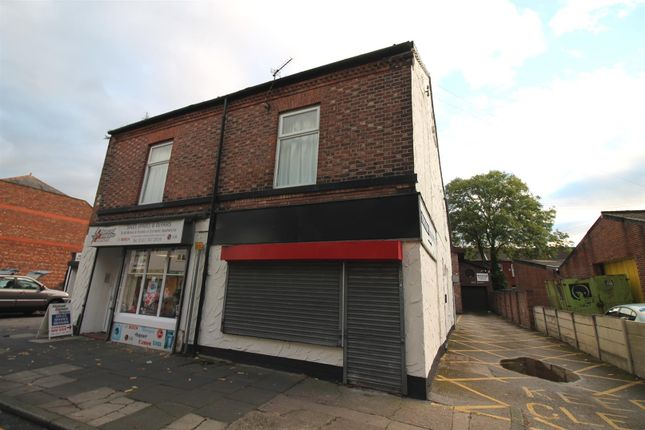 Thumbnail Retail premises to let in Higher Road, Urmston, Manchester