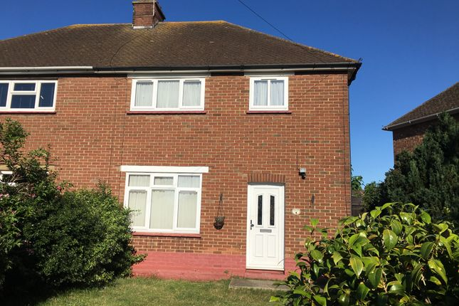 Semi-detached house for sale in Fleet Avenue, Sheerness