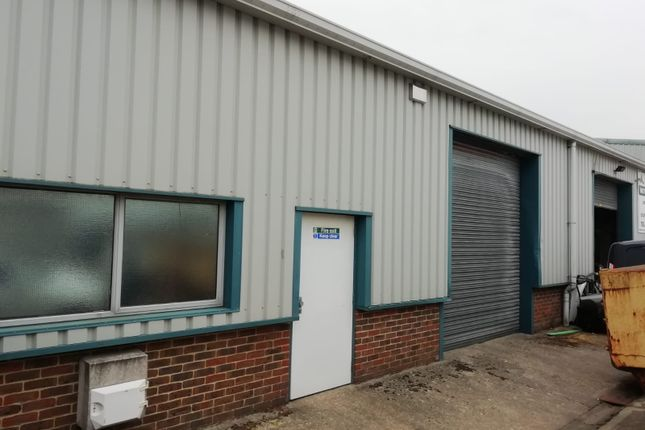 Thumbnail Industrial to let in Saunders Drive, Cowes