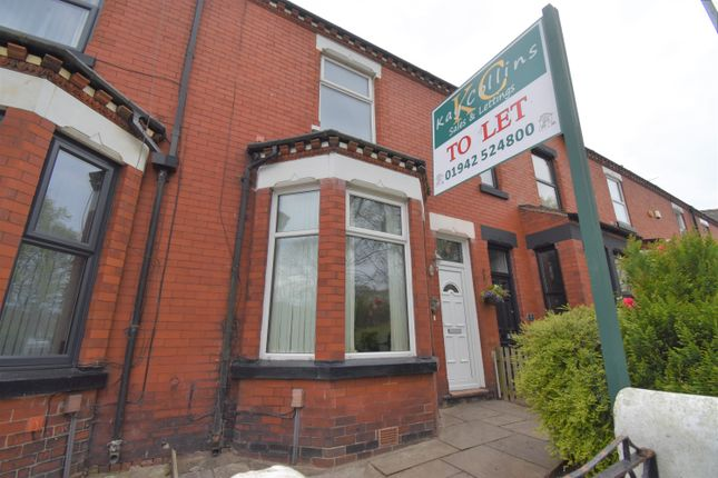 3 bed semi-detached house to rent in Petoria Road, Ashton In Makerfield, Wigan WN4