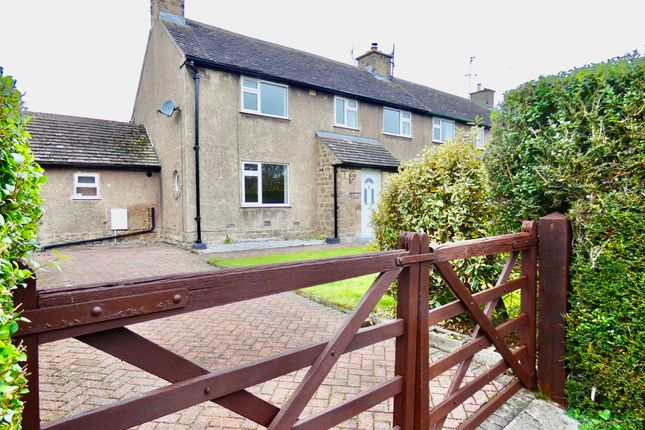 Thumbnail Semi-detached house for sale in Weaving Avenue, Castleton, Hope Valley