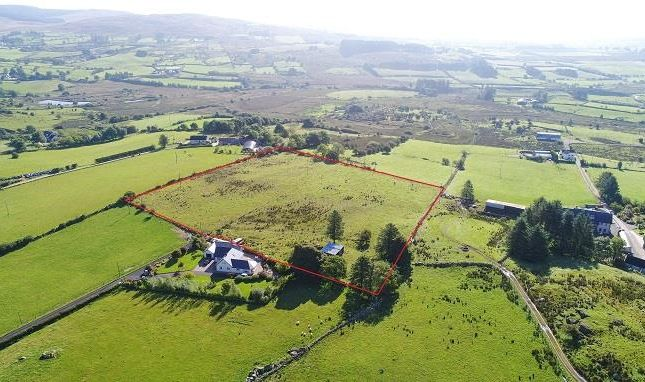 Thumbnail Land for sale in C.5.5 Acres Of Agricultural Lands, Beaghmore Road, Cookstown, County Antrim
