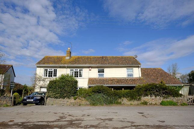 Thumbnail Detached house for sale in Smallway, Congresbury, Bristol, Somerset