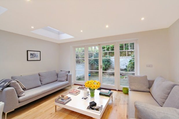 Thumbnail Property to rent in Alderville Road, Fulham