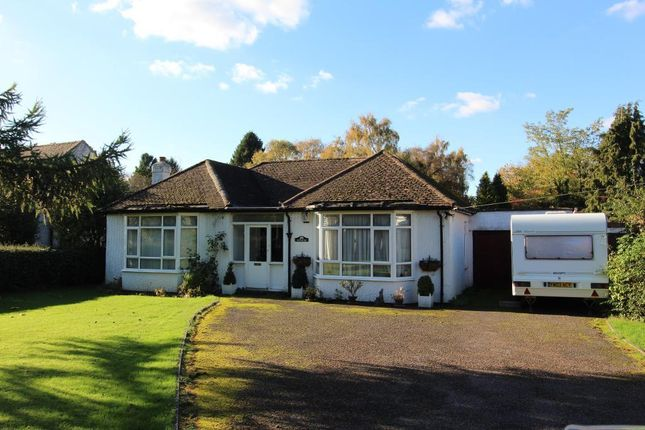 Thumbnail Detached bungalow for sale in Church Road, Chelsfield, Orpington, Kent