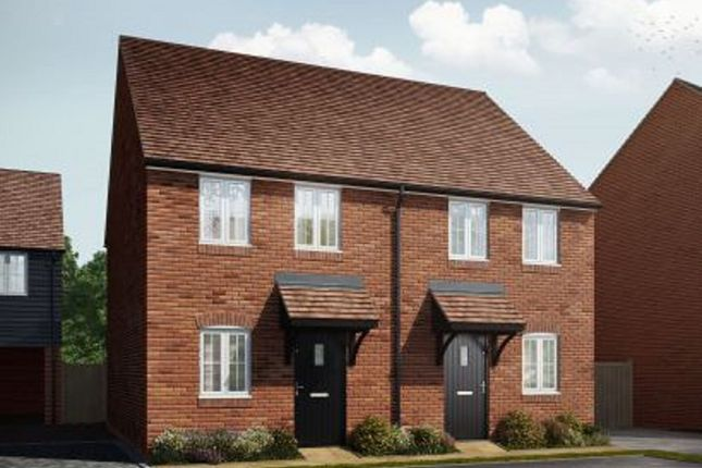 Thumbnail Semi-detached house for sale in Great Ouse Way, Bedford