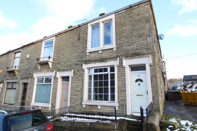 Thumbnail End terrace house to rent in Ormerod Street, Accrington