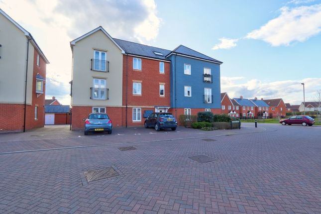 1 bed flat for sale in Cutforth Way, Romsey, Hampshire SO51