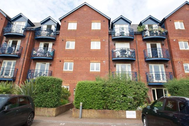 Thumbnail Flat to rent in Haven Road, St. Thomas, Exeter