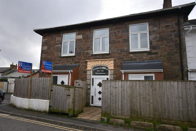 1 bed flat for sale in Green Lane, Redruth TR15