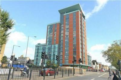 Thumbnail Flat to rent in Landmaak Fusion Building, East India Dock Road, Poplar