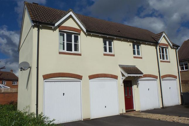Thumbnail Detached house to rent in Hazelwell Lane, Ilminster