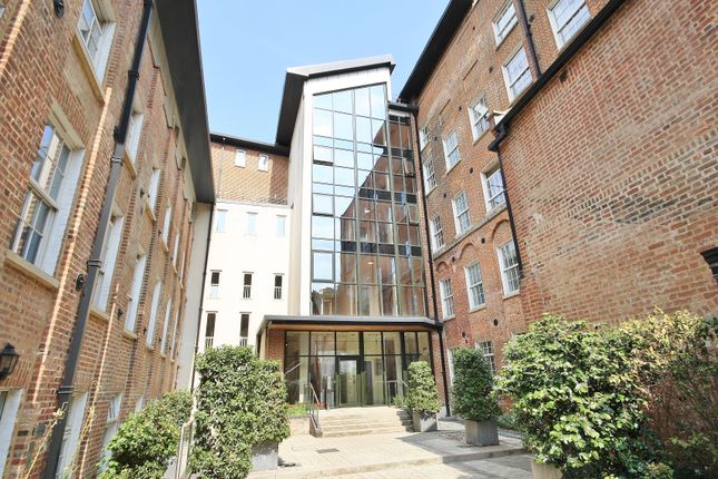 Thumbnail Flat to rent in Albion Mill, King Street, Norwich