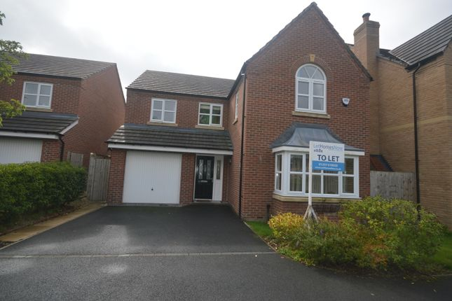 Thumbnail Detached house to rent in Haworth Rd, Chorley
