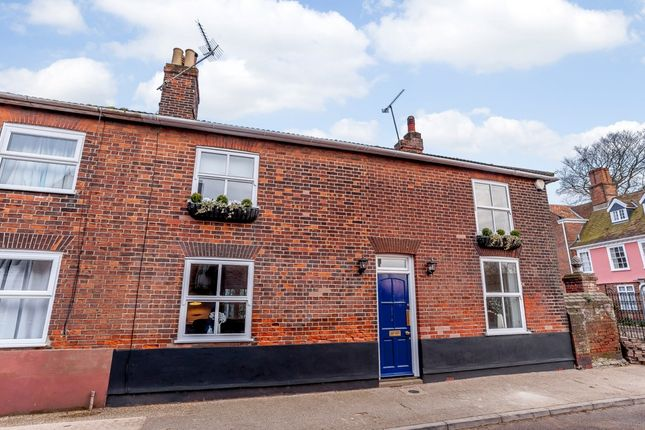 Thumbnail End terrace house for sale in Northgate, Beccles, Suffolk
