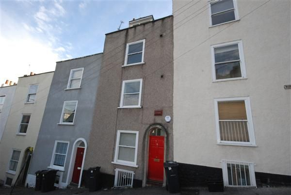 Thumbnail Terraced house to rent in York Place, Bristol