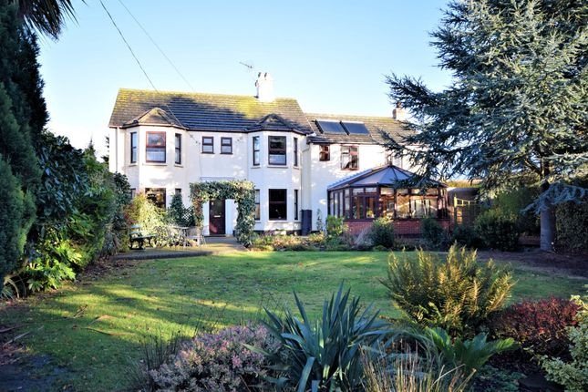 Thumbnail Detached house for sale in North Road, Hemsby, Great Yarmouth