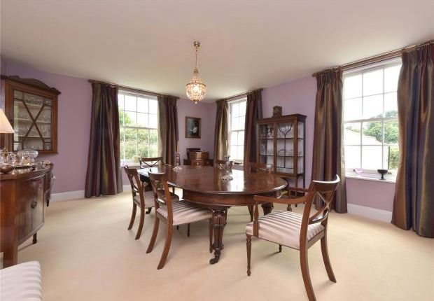 Dining Room of Callow End, Worcester, Worcestershire WR2