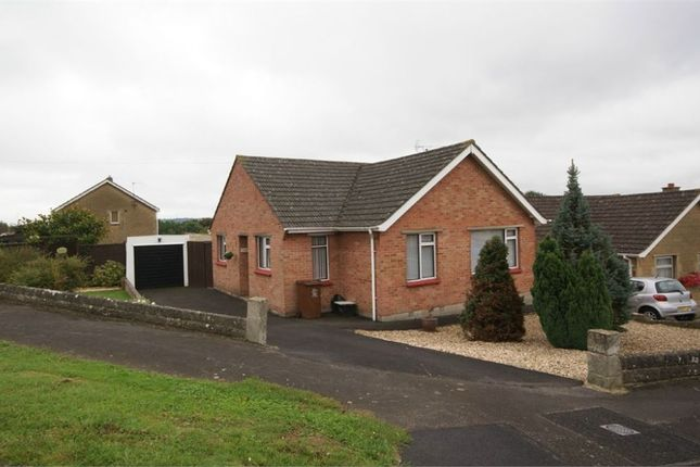Thumbnail Detached bungalow for sale in Lady Coventry Road, Chippenham
