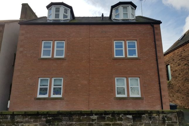 Thumbnail Block of flats for sale in Terregles Street, Dumfries