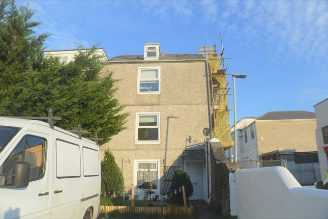 Thumbnail Flat to rent in Clarence Place, Morice Town, Plymouth