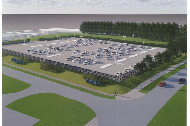 Commercial property to let in Open Storage Land, Tilers Road, Kiln Farm, Milton Keynes