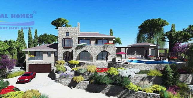 Thumbnail Villa for sale in Kamares, Paphos (City), Paphos, Cyprus