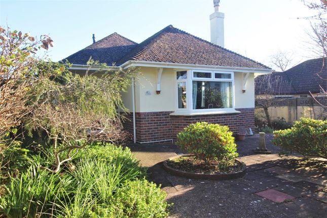 Thumbnail Detached bungalow for sale in Polsham Park, Paignton