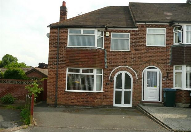 3 bed end terrace house to rent in Sunnyside Close, Chapelfields, Coventry, West Midlands
